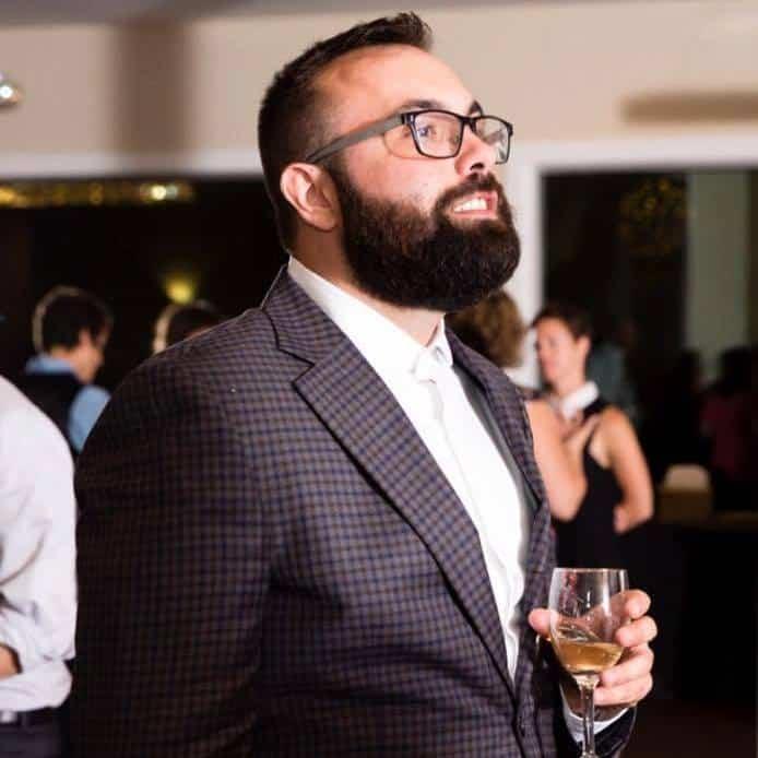 Kevin Jones in Suit