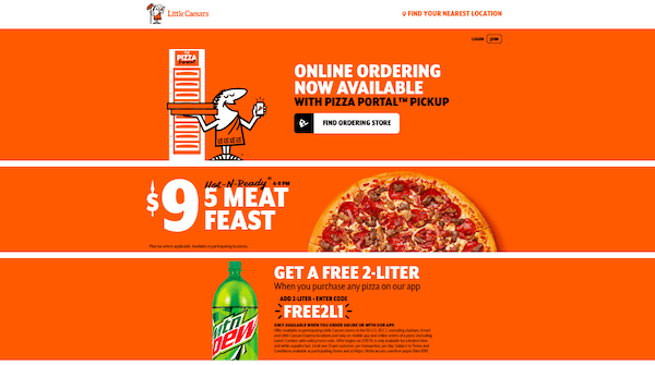 Little Caesars Deals