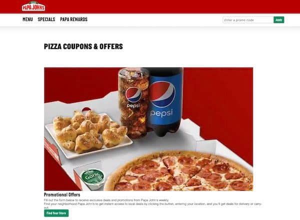 9+ Best Online Pizza Deals (Right Now) + Tips To Find Deals Offline