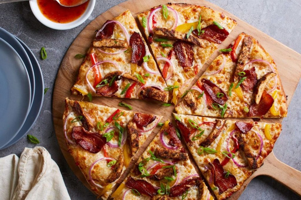 Fabulous California Style Pizza Learn Why It Brings Sunshine With Download Free Architecture Designs Intelgarnamadebymaigaardcom
