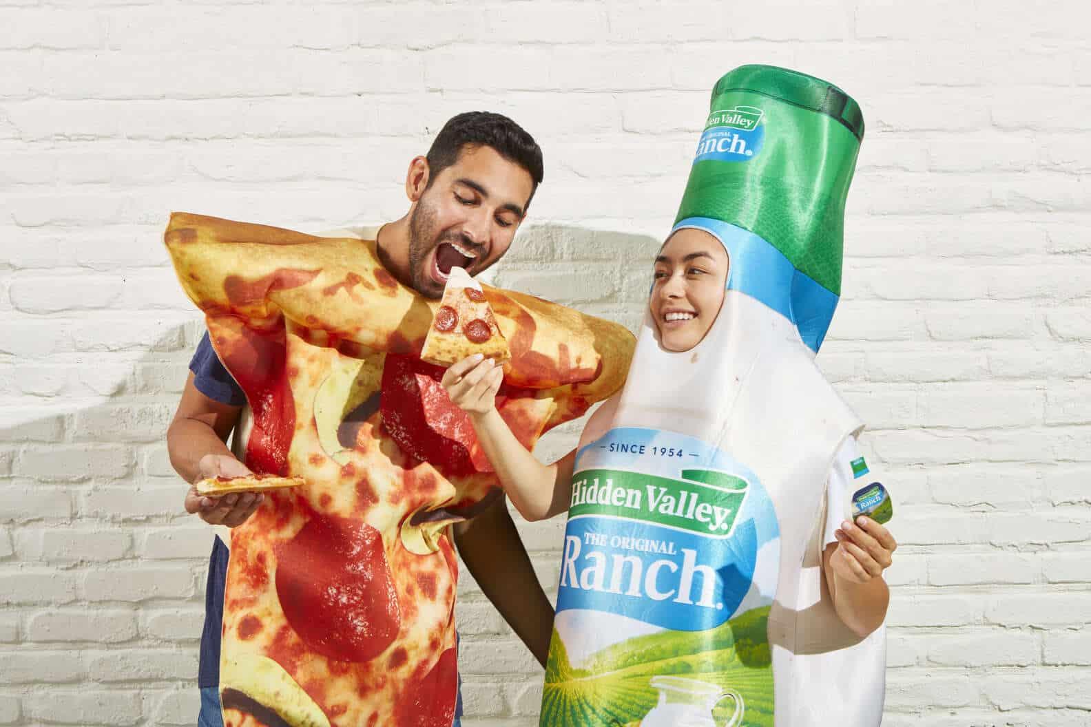 Dress Up Like a Pizza